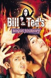 Постер Невероятные приключения Билла и Тэда