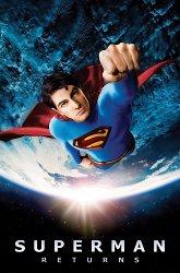 Постер Возвращение Супермена