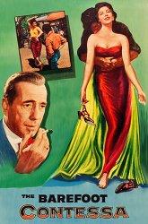 Постер Босоногая графиня