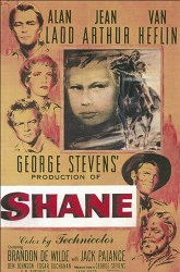 Постер Шейн