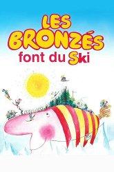 Постер Загорелые на лыжах