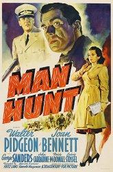 Постер Охота на человека