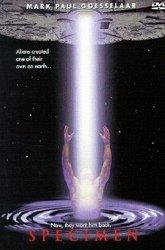 Постер Подопытный
