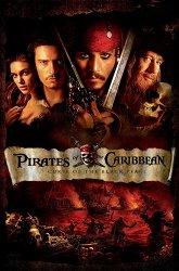 Постер Пираты Карибского моря: Проклятие «Черной жемчужины»