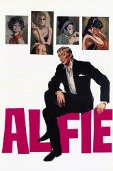Постер Алфи