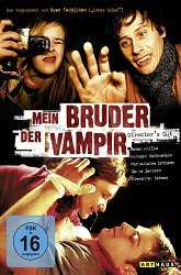 Постер Мой брат — вампир