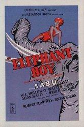 Постер Маленький погонщик слонов