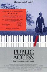 Постер Общественный доступ