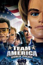 Постер Отряд «Америка»: Всемирная полиция