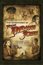 Постер Приключения молодого Индианы Джонса: Война в пустыне
