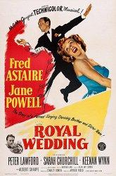 Постер Королевская свадьба