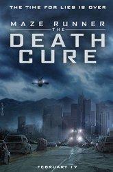Постер Бегущий в лабиринте: Лекарство от смерти