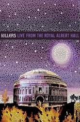 Постер The Killers: Live from the Royal Albert Hall