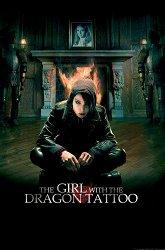 Постер Девушка с татуировкой дракона