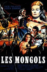 Постер Монголы