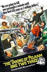 Постер Захват в метро