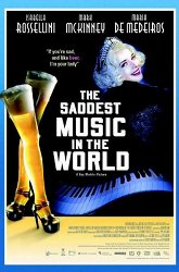 Постер Самая печальная музыка на свете