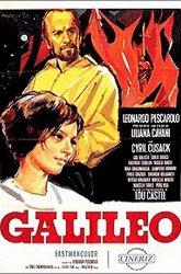 Постер Галилео Галилей