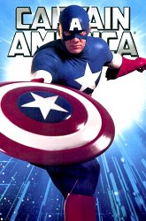 Постер Капитан Америка