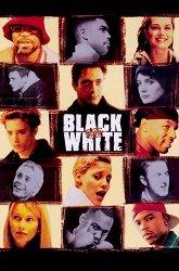 Постер Черное и белое