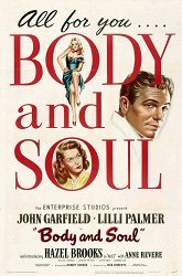 Постер Тело и душа