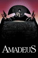 Постер Амадей