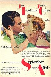 Постер Сентябрьская афера