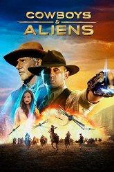 Постер Ковбои против пришельцев