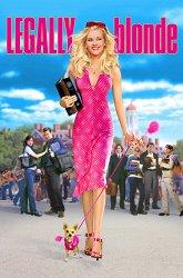 Постер Блондинка в законе