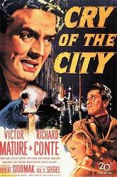 Постер Плач большого города