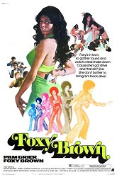 Постер Foxy Brown