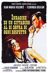 Постер Дело гражданина вне всяких подозрений