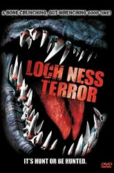 Постер Ужас Лох-Несса