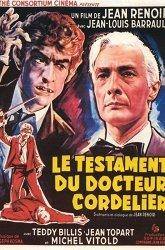 Постер Завещание доктора Корделье