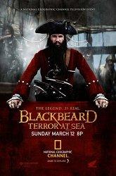 Постер Черная борода: Настоящий пират Карибского моря
