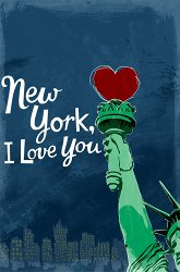 Постер Нью-Йорк, я люблю тебя