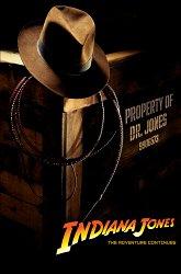 Постер Индиана Джонс-5