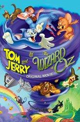 Постер Том и Джерри и Волшебник из страны Оз