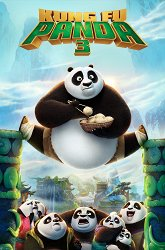 Постер Кунг-фу Панда-3