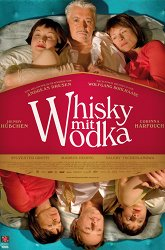 Постер Виски с водкой