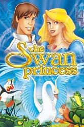 Постер Принцесса-лебедь