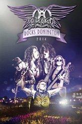 Постер Аэросмит потрясают Донингтон-2014