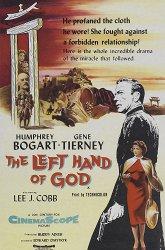 Постер Левая рука Бога
