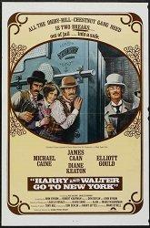 Постер Гарри и Уолтер едут в Нью-Йорк