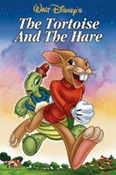Постер Черепаха и заяц