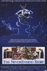 Постер Бесконечная история