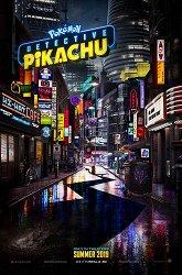 Постер Покемон. Детектив Пикачу