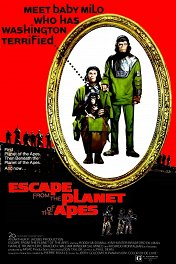 Бегство с планеты обезьян / Escape from the Planet of the Apes