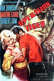 Действие тигра / Action of the Tiger