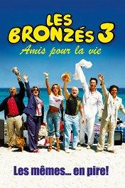 Красивые и загорелые / Les Bronzes 3: amis pour la vie
